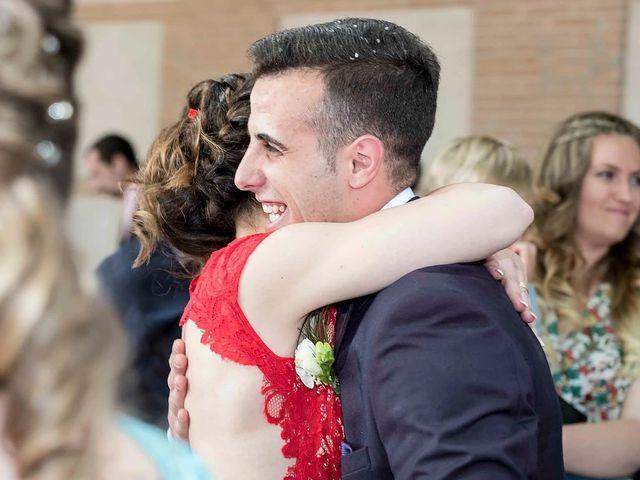 La boda de Joshua y Alexandra en El Casar, Guadalajara 32