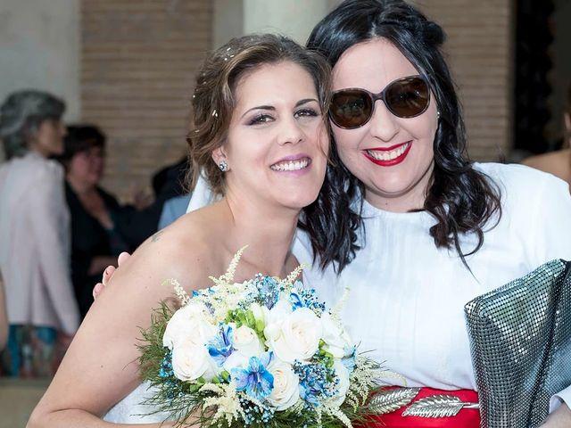 La boda de Joshua y Alexandra en El Casar, Guadalajara 35