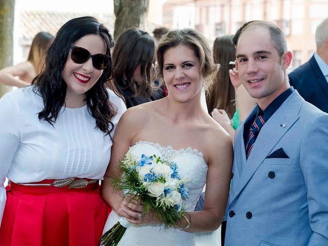 La boda de Joshua y Alexandra en El Casar, Guadalajara 37