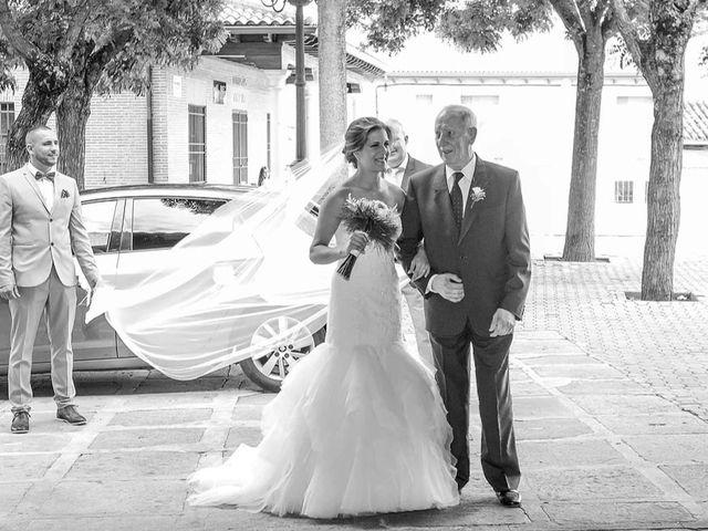 La boda de Joshua y Alexandra en El Casar, Guadalajara 38