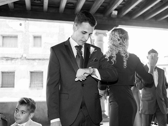 La boda de Joshua y Alexandra en El Casar, Guadalajara 39
