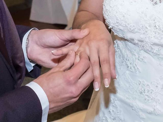 La boda de Joshua y Alexandra en El Casar, Guadalajara 40