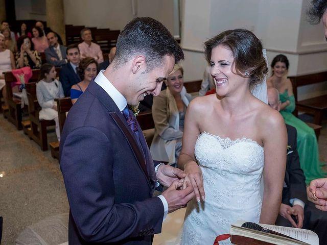 La boda de Joshua y Alexandra en El Casar, Guadalajara 41
