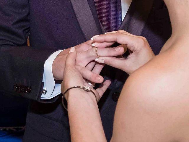 La boda de Joshua y Alexandra en El Casar, Guadalajara 43