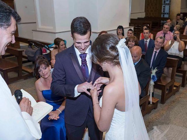 La boda de Joshua y Alexandra en El Casar, Guadalajara 44