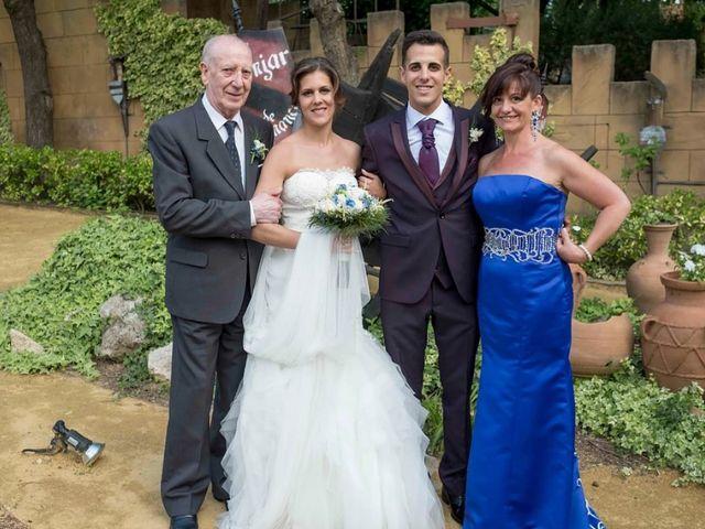 La boda de Joshua y Alexandra en El Casar, Guadalajara 45