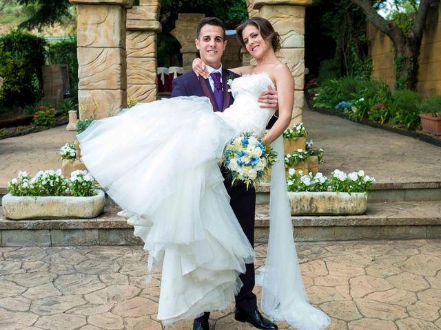 La boda de Joshua y Alexandra en El Casar, Guadalajara 46