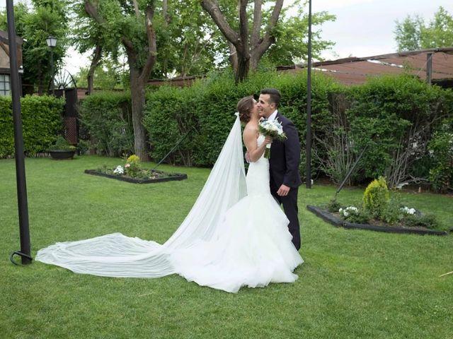 La boda de Joshua y Alexandra en El Casar, Guadalajara 47