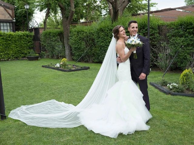 La boda de Joshua y Alexandra en El Casar, Guadalajara 48