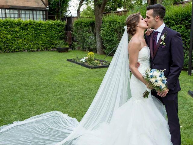 La boda de Joshua y Alexandra en El Casar, Guadalajara 1