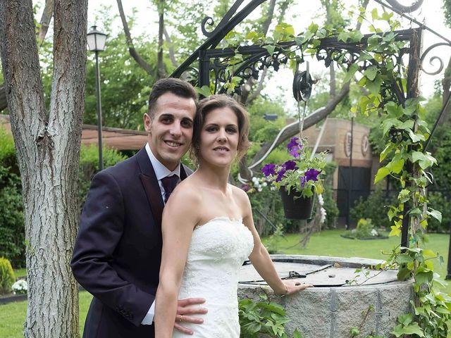 La boda de Joshua y Alexandra en El Casar, Guadalajara 49