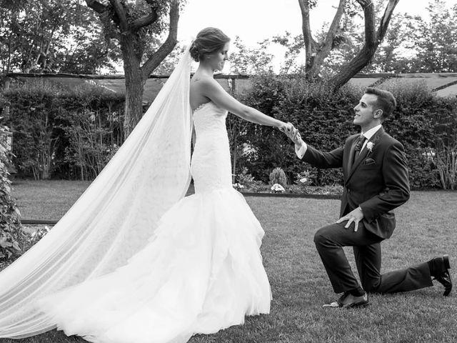 La boda de Joshua y Alexandra en El Casar, Guadalajara 50