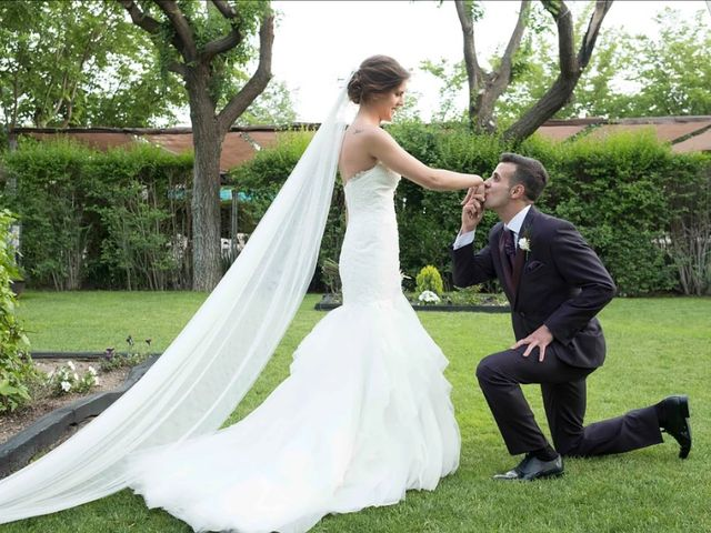 La boda de Joshua y Alexandra en El Casar, Guadalajara 51