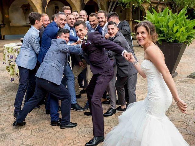 La boda de Joshua y Alexandra en El Casar, Guadalajara 52