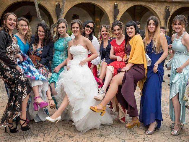 La boda de Joshua y Alexandra en El Casar, Guadalajara 55