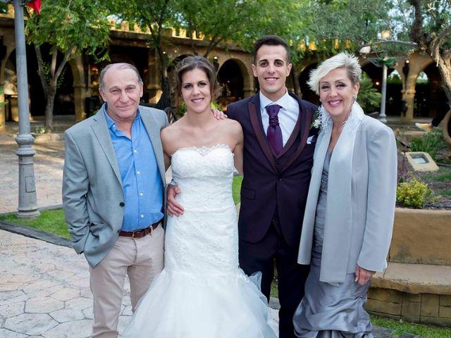 La boda de Joshua y Alexandra en El Casar, Guadalajara 57