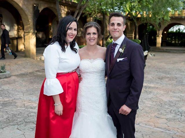 La boda de Joshua y Alexandra en El Casar, Guadalajara 58
