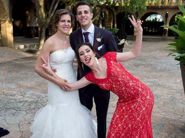 La boda de Joshua y Alexandra en El Casar, Guadalajara 59