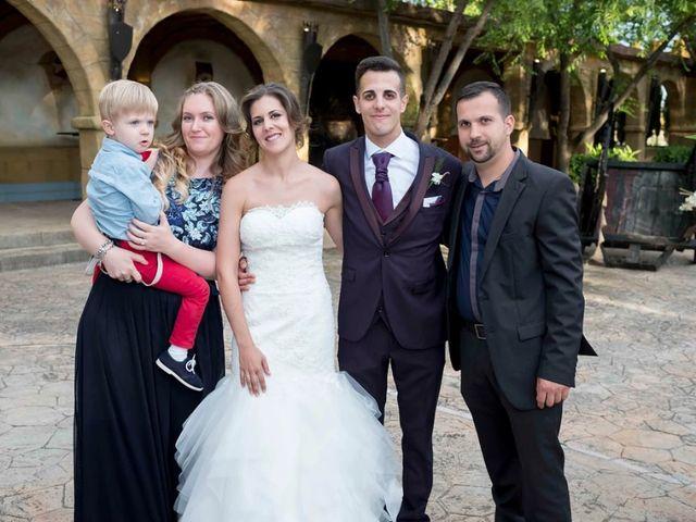 La boda de Joshua y Alexandra en El Casar, Guadalajara 60