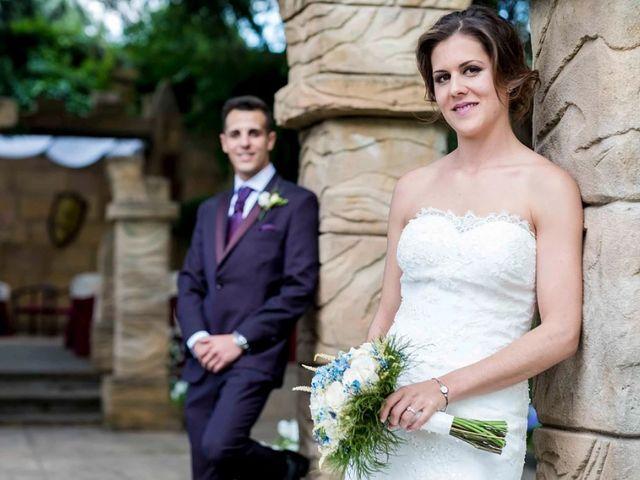 La boda de Joshua y Alexandra en El Casar, Guadalajara 61