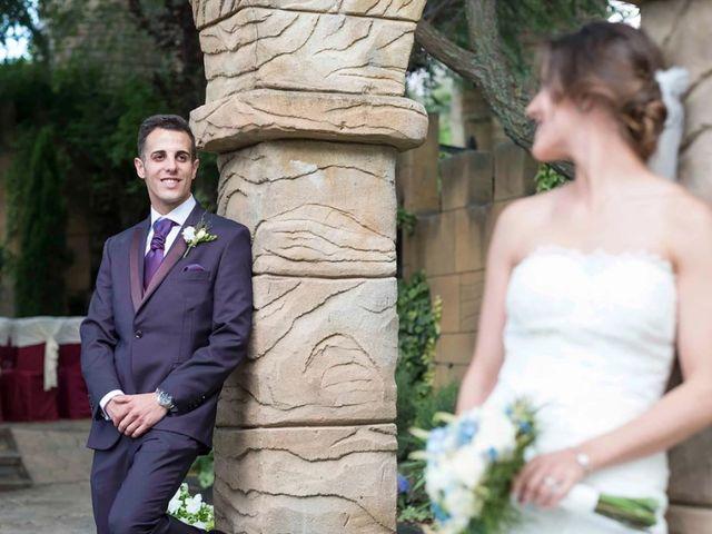 La boda de Joshua y Alexandra en El Casar, Guadalajara 62