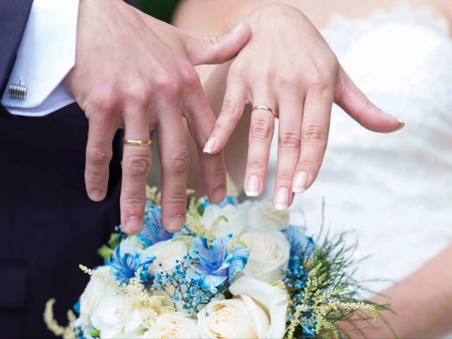 La boda de Joshua y Alexandra en El Casar, Guadalajara 64