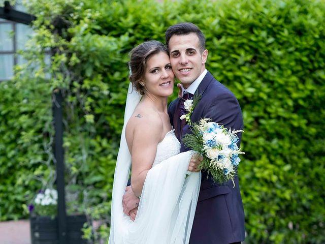 La boda de Joshua y Alexandra en El Casar, Guadalajara 66