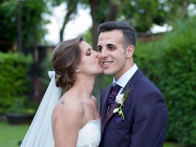 La boda de Joshua y Alexandra en El Casar, Guadalajara 68