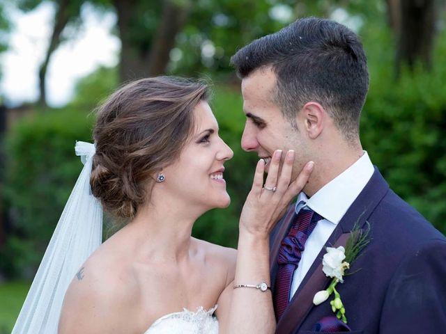 La boda de Joshua y Alexandra en El Casar, Guadalajara 69