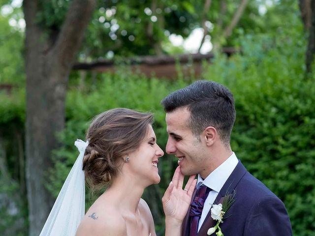 La boda de Joshua y Alexandra en El Casar, Guadalajara 70