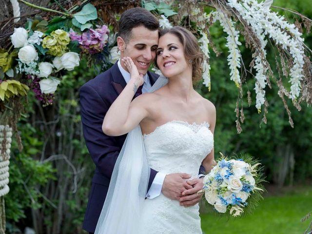 La boda de Joshua y Alexandra en El Casar, Guadalajara 2