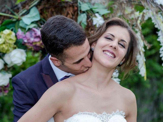La boda de Joshua y Alexandra en El Casar, Guadalajara 73