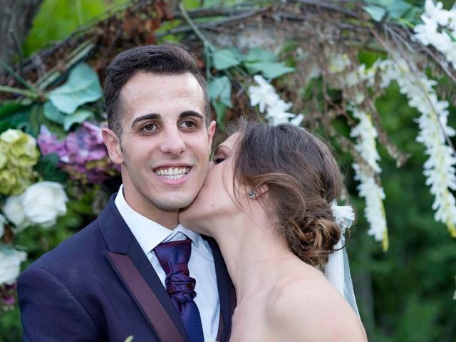 La boda de Joshua y Alexandra en El Casar, Guadalajara 74