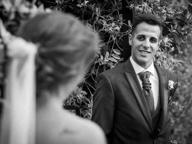 La boda de Joshua y Alexandra en El Casar, Guadalajara 75