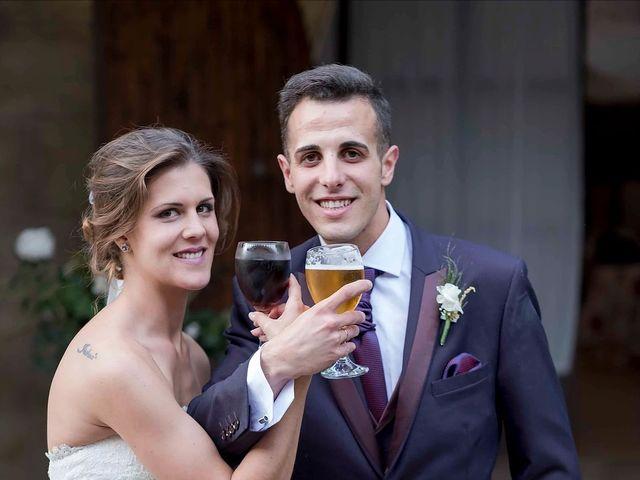 La boda de Joshua y Alexandra en El Casar, Guadalajara 77