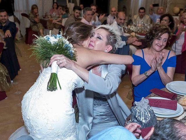 La boda de Joshua y Alexandra en El Casar, Guadalajara 79