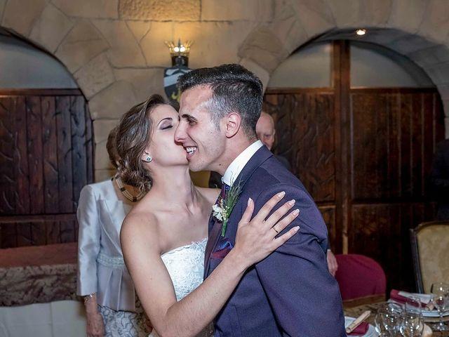 La boda de Joshua y Alexandra en El Casar, Guadalajara 80