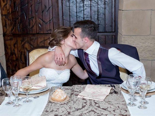La boda de Joshua y Alexandra en El Casar, Guadalajara 81