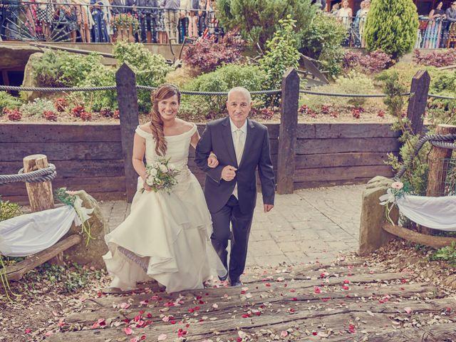 La boda de Aritz y Hiart en Kortezubi, Vizcaya 3