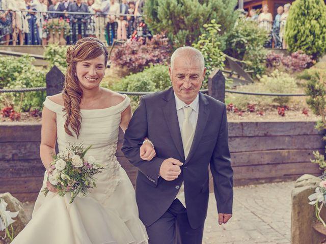 La boda de Aritz y Hiart en Kortezubi, Vizcaya 4