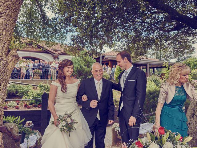 La boda de Aritz y Hiart en Kortezubi, Vizcaya 5