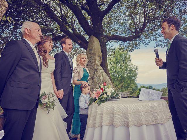La boda de Aritz y Hiart en Kortezubi, Vizcaya 6