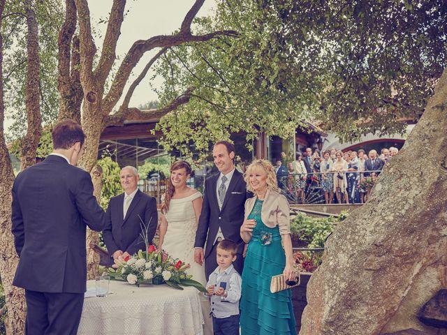 La boda de Aritz y Hiart en Kortezubi, Vizcaya 7