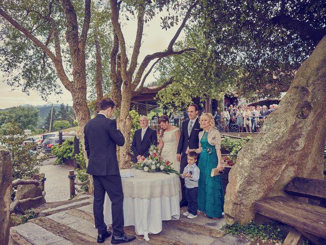 La boda de Aritz y Hiart en Kortezubi, Vizcaya 8