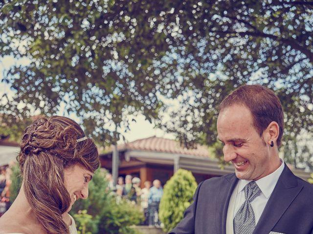 La boda de Aritz y Hiart en Kortezubi, Vizcaya 13