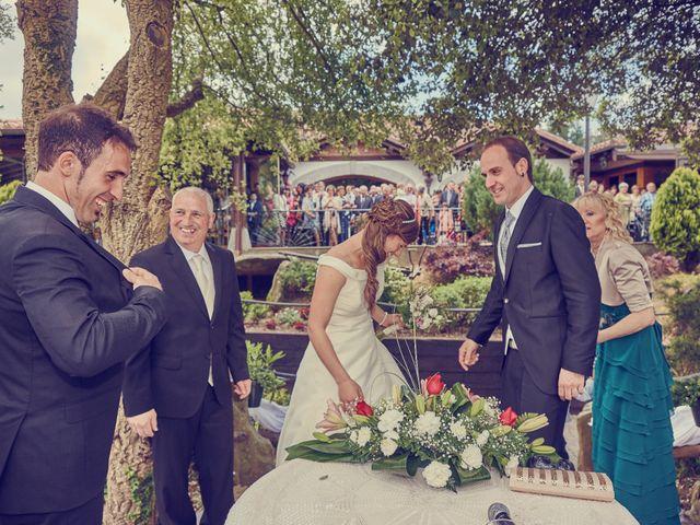 La boda de Aritz y Hiart en Kortezubi, Vizcaya 14