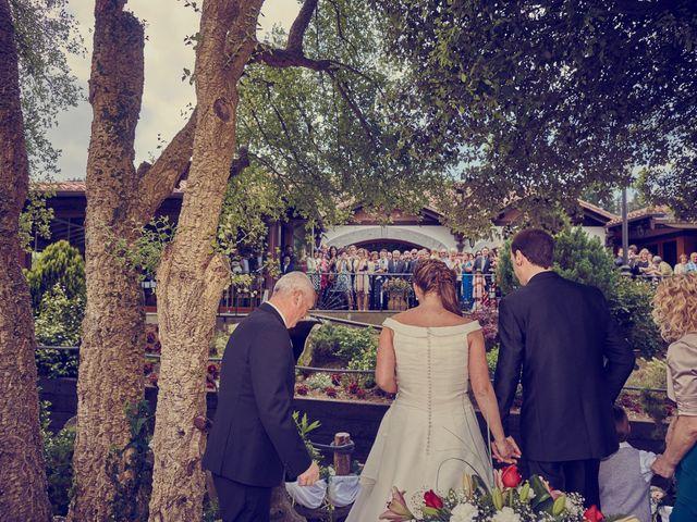 La boda de Aritz y Hiart en Kortezubi, Vizcaya 15