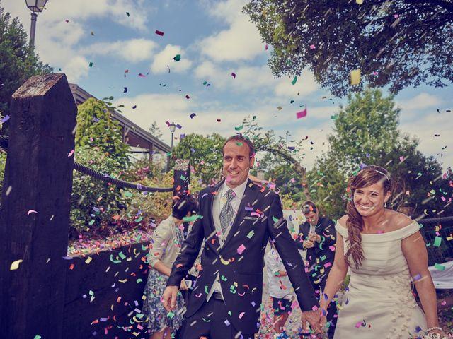La boda de Aritz y Hiart en Kortezubi, Vizcaya 16