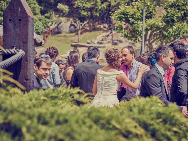 La boda de Aritz y Hiart en Kortezubi, Vizcaya 18