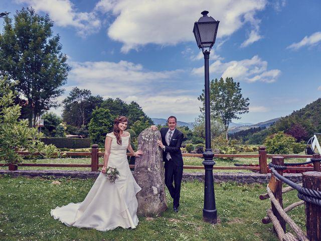 La boda de Aritz y Hiart en Kortezubi, Vizcaya 1